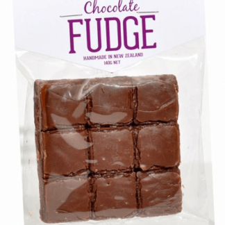 Chocolate Fudge 140g Bag