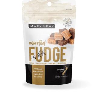 Salted Caramel Fudge 200gm